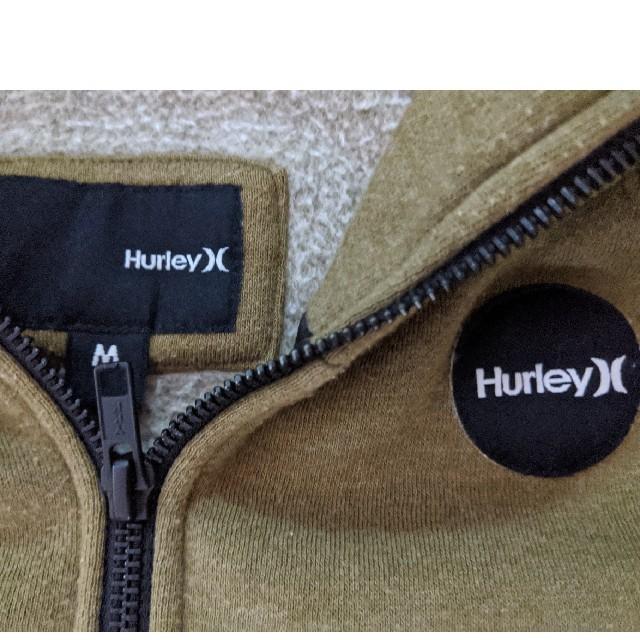 Hurley(ハーレー)の【最終値下】ハーレー ジップアップパーカー メンズのトップス(パーカー)の商品写真