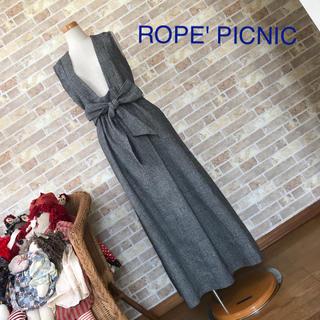 Rope' Picnic - ロペピクニック グレンチェックワンピース