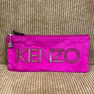 ケンゾー(KENZO)のKENZO 財布 クラッチバッグ ポーチ(長財布)
