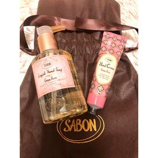 SABON - SABON ハンドソープ&クリーム