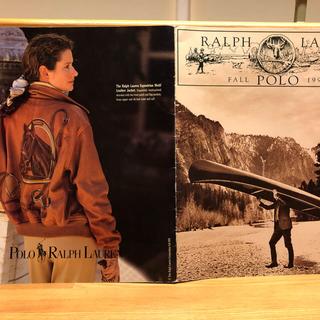 ポロラルフローレン(POLO RALPH LAUREN)の90's   POLO/ラルフローレン 全盛期カタログ(ファッション/美容)
