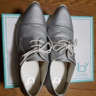 アシナガオジサン(あしながおじさん)のあしながおじさん レースアップ シューズ ひも靴 24㎝(ローファー/革靴)