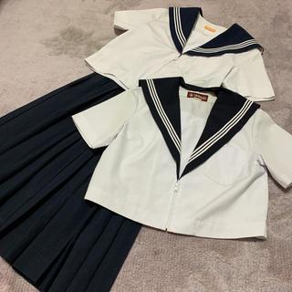 中学制服上下 標準学生服 まとめてセット