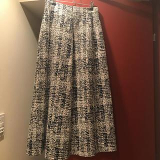 ラグナムーン(LagunaMoon)のレア ラグナムーン ツイードスカート(ロングスカート)