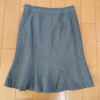 SCOT CLUB - 【新品】SCOTCLUB 膝丈スカート きれいめ オフィス 通勤
