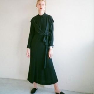 STUDIOUS - Clane クラネ 新品 ワンピース ブラック1