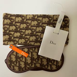 ディオール(Dior)の【正規 新品未使用】Dior ディオール アイマスク 眼鏡ケース(その他)