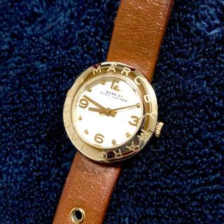 MARC BY MARC JACOBS - 稼働品 マークジェイコブス 腕時計 レディース