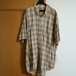 BURBERRY - バーバリー ノバチェック シャツ
