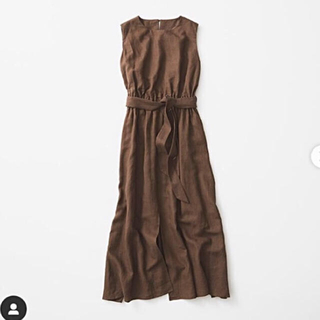DEUXIEME CLASSE - rei. Linen Dress リネン マキシワンピース ブレンダ ハワイ