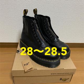 Dr.Martens - ドクターマーチン 8ホールブーツSinclair uk9 28〜28.5 超美品