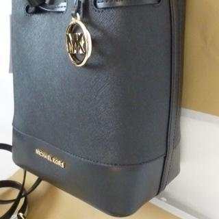 Michael Kors - 新品 アメリカのマイケルコース店で購入 TRISTA MD BUCKET BAG