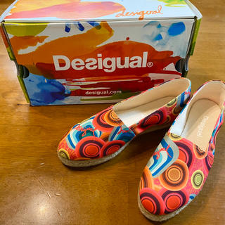 DESIGUAL - デシグアル DESIGUAL 靴
