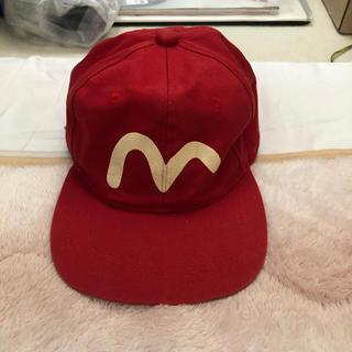エビス(EVISU)のEVIS  エヴィス キャップ 帽子(キャップ)