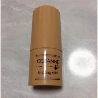 CEZANNE(セザンヌ化粧品) - セザンヌ シェーディングスティック 02 ベージュブラウン 5.1g