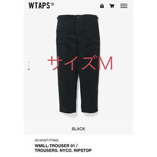 W)taps - Wtaps W-MILL 01 カーゴパンツ Mサイズ  wtaps mill