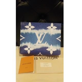 LOUIS VUITTON - ルイヴィトン 新品未使用 エスカルシリーズ ポッシュトワレ クラッチバッグ