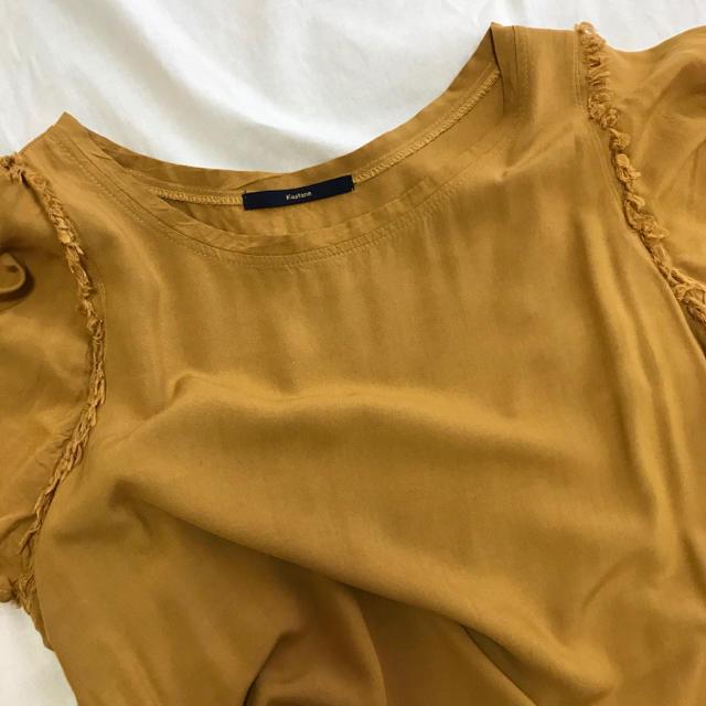 Kastane(カスタネ)の半袖カットソー Tシャツ レディースのトップス(Tシャツ(半袖/袖なし))の商品写真