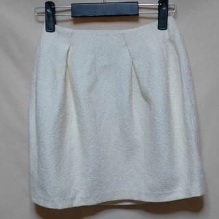 ストロベリーフィールズ(STRAWBERRY-FIELDS)のストロベリーフィールズ  ミニスカート 美品(ミニスカート)