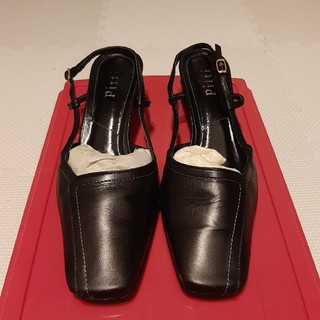ピッティ(Pitti)の4月末処分予定 pitty  ディース靴  24cm(ハイヒール/パンプス)