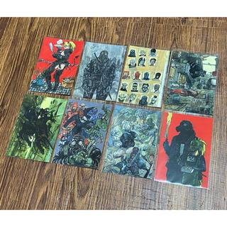 新品 ドロヘドロ 原画展 限定 ポストカード 全8種 コンプリートセット 林田球