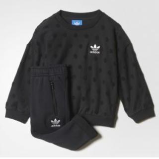 adidas - 新品 アディダス キッズセットアップ