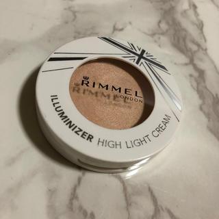 RIMMEL - リンメル イルミナイザー 001 ハイライトクリーム