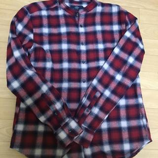 RAGEBLUE - チェックシャツ