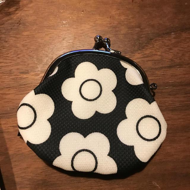 MARY QUANT(マリークワント)のマリークワント☆小さながま口ケース レディースのファッション小物(コインケース)の商品写真