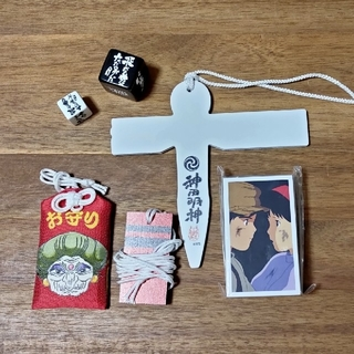 ジブリ(ジブリ)の神田明神 ジブリ グッズ 6点(その他)