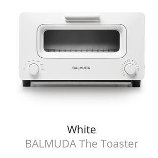 BALMUDA - Mさま専用!バルミューダ   トースター ホワイト