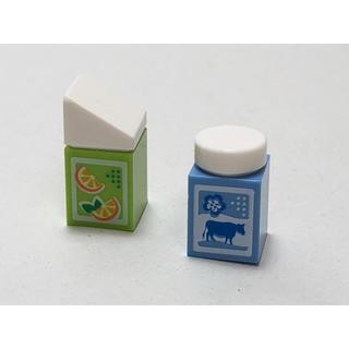 Lego - 【新品未使用】レゴ LEGO ミルク&みかんジュース