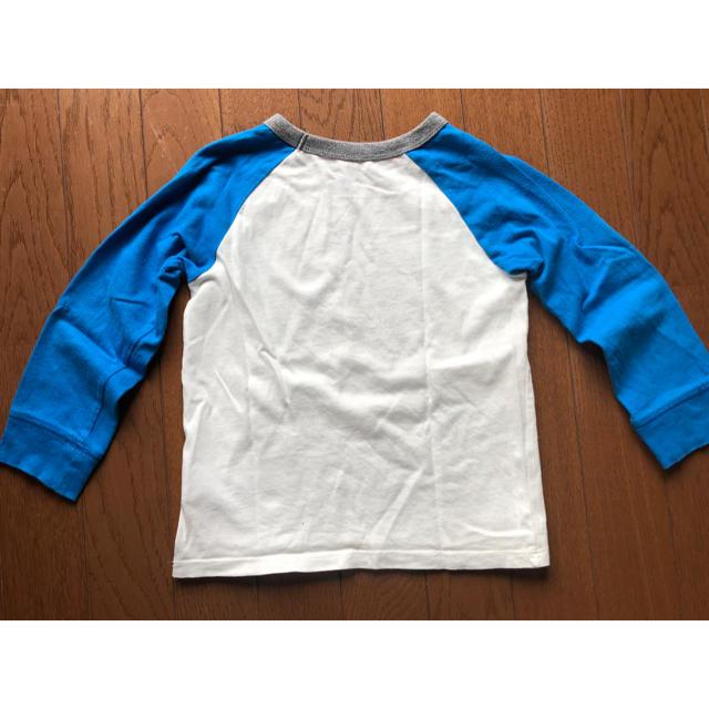 GAP(ギャップ)のGAP 長袖Tシャツ キッズ/ベビー/マタニティのキッズ服男の子用(90cm~)(Tシャツ/カットソー)の商品写真