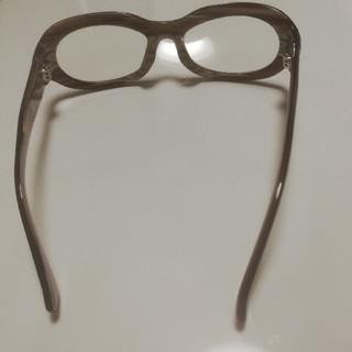 オウルオプティックワーロック(OWL opticwarlock)のOWL OPTICWARLOCK 木目調 だて眼鏡(サングラス/メガネ)