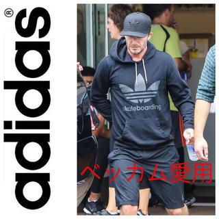 adidas - デビッド・ベッカム愛用 adidas ブラック キャップ