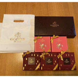 チョコレート(chocolate)のGODIVA(菓子/デザート)