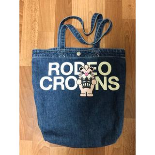 ロデオクラウンズ(RODEO CROWNS)のRODEO CROWNS*デニムトートバッグ(トートバッグ)