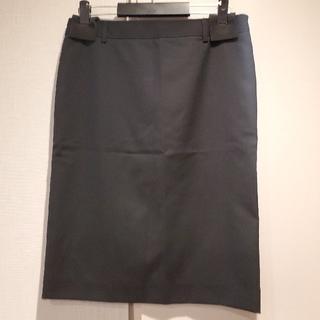 ポールスミス(Paul Smith)のポール・スミス BLACK リクルート スカート 黒 42 中古品(スーツ)