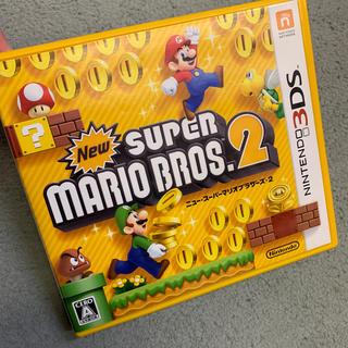New スーパーマリオブラザーズ2 3DS