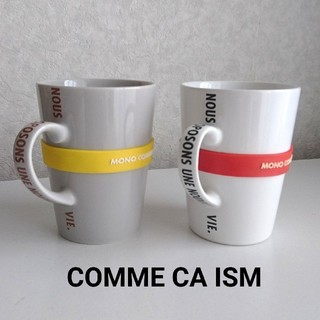 COMME CA ISM - COMME CA ISM コムサイズム☆マグカップ
