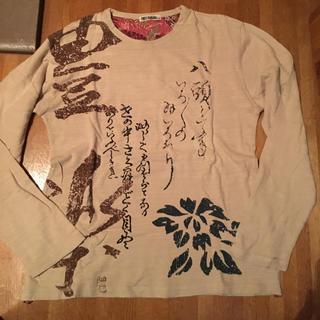 和柄⭐️ロンT(Tシャツ/カットソー(七分/長袖))