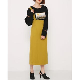 SLY - SLY ワンショルダージャンパースカート