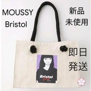 マウジー(moussy)の即日発送 MOUSSY STUDIOWEAR KYNE コラボ トート 限定(トートバッグ)