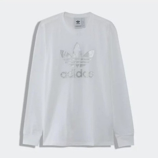 adidas - 新品 Mサイズ adidas originals 長袖Tシャツ