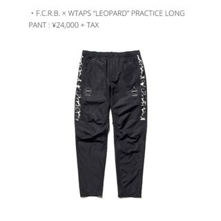 エフシーアールビー(F.C.R.B.)のFCRB ×WTAPS LEOPARD SEPARATE PRACTICE LO(その他)
