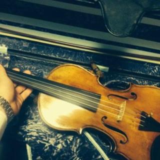 『中古』イタリア製バイオリン1940年代
