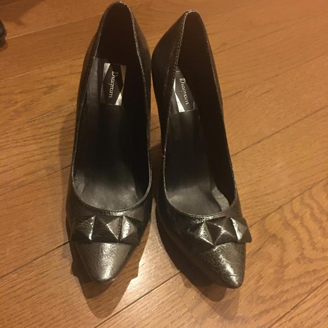 GRACE CONTINENTAL(グレースコンチネンタル)のグレースコンチネンタルのパンプス レディースの靴/シューズ(ハイヒール/パンプス)の商品写真
