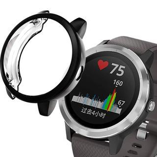 ガーミン(GARMIN)のGarmin(ガーミン) vivoactive 3専用ケース ブラック(腕時計(デジタル))