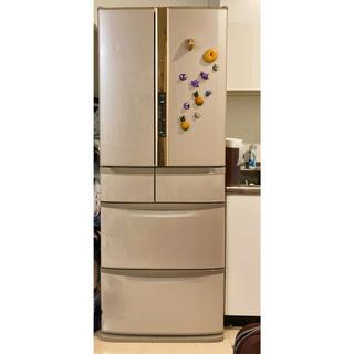 日立 - 至急!多機能定価約15万475L日立ノンフロン冷凍冷蔵庫R-SF480CM