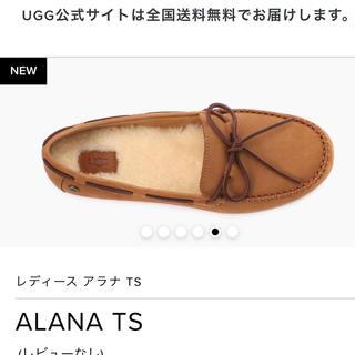 アグ(UGG)のUGG  ALANA TS(スリッポン/モカシン)
